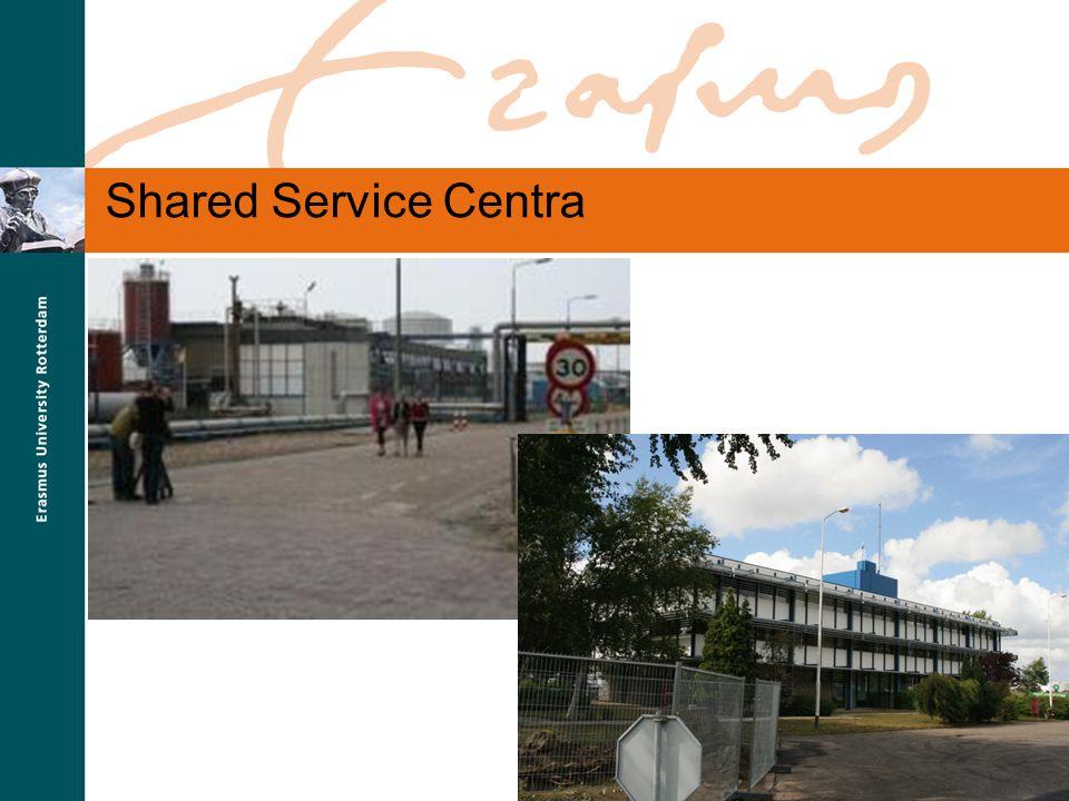 Shared Service Centra