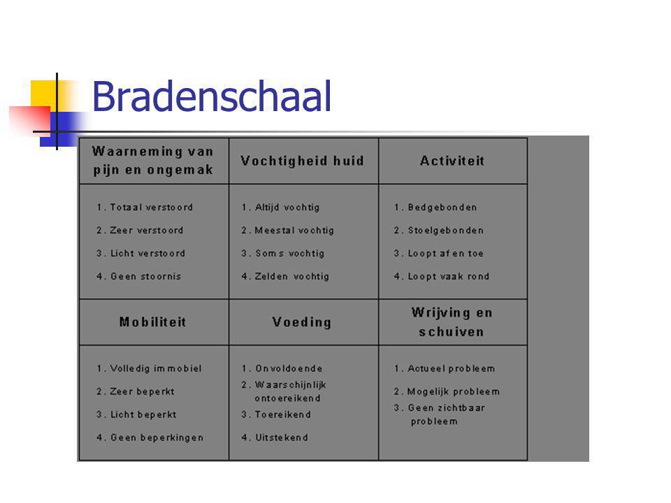 Bradenschaal