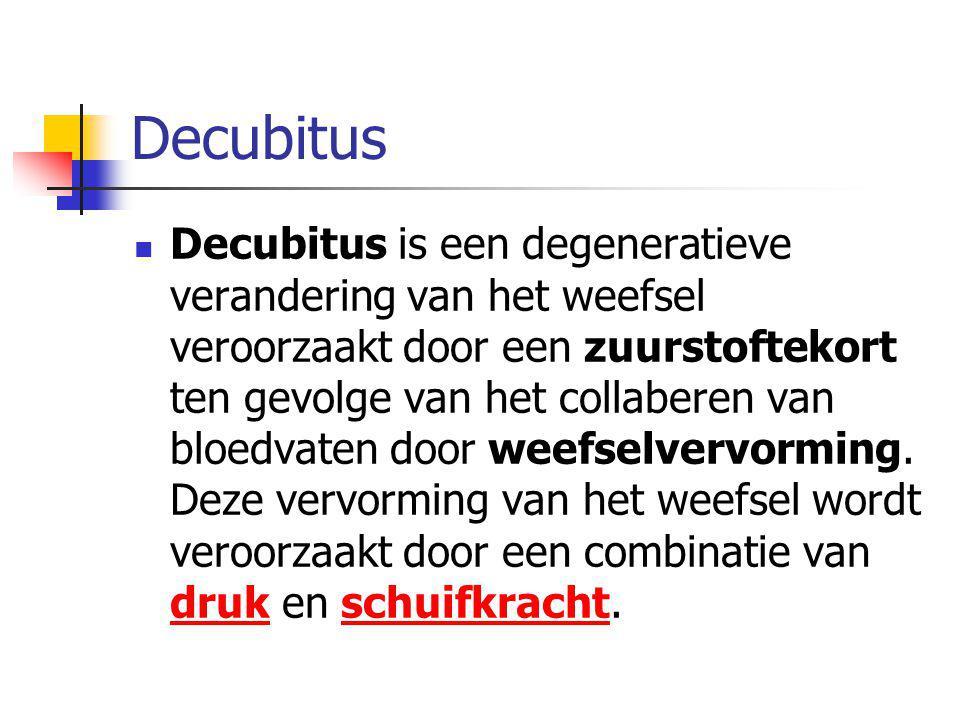 risico scorelijst decubitus