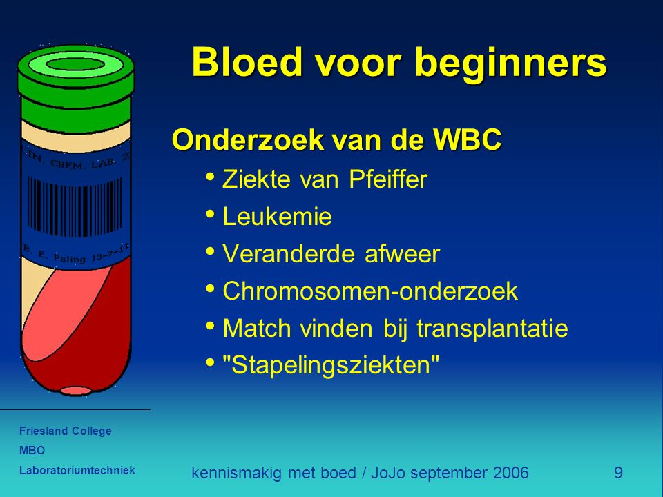 kennismakig met boed / JoJo september 2006
