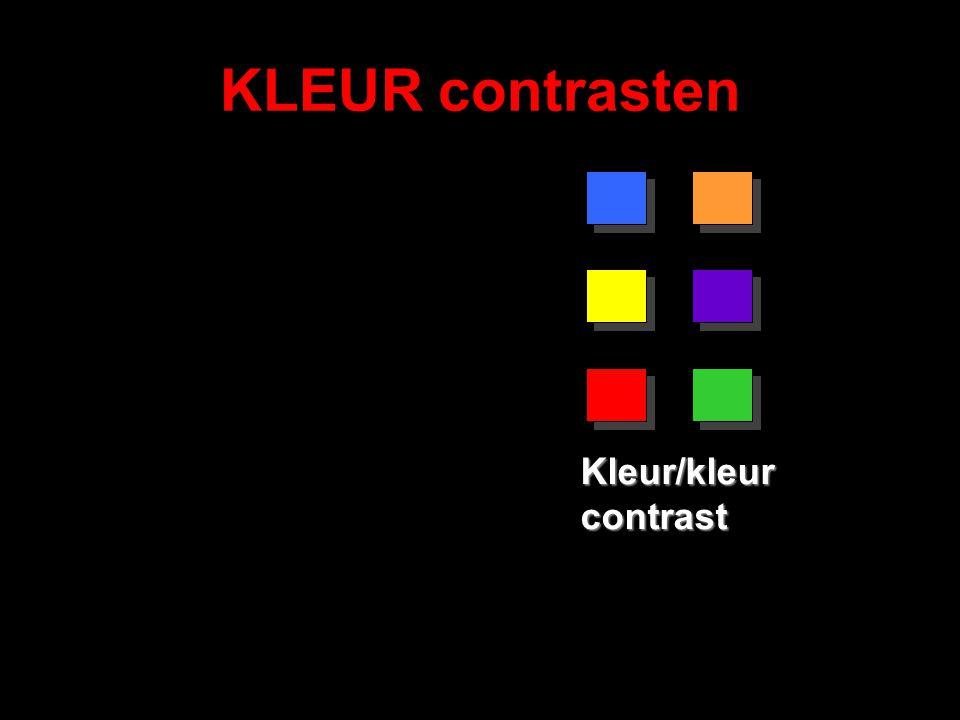 kleur diarree