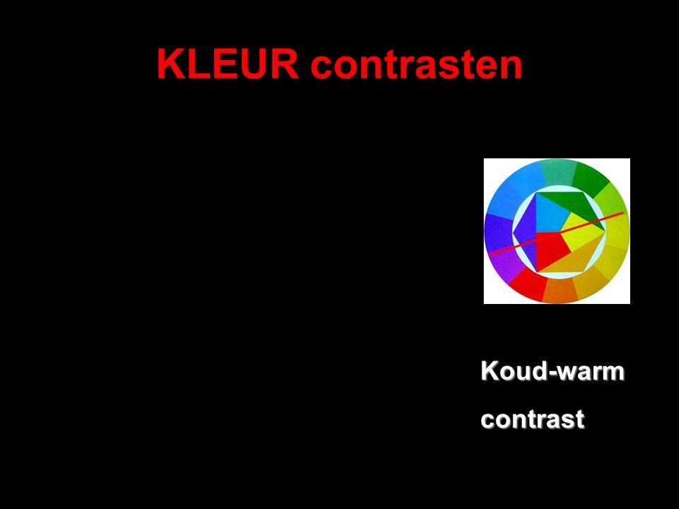 Kleur ppt download - Kleur warm ...