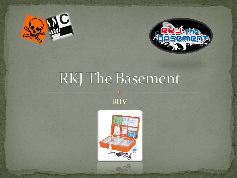 RKJ The Basement BHV