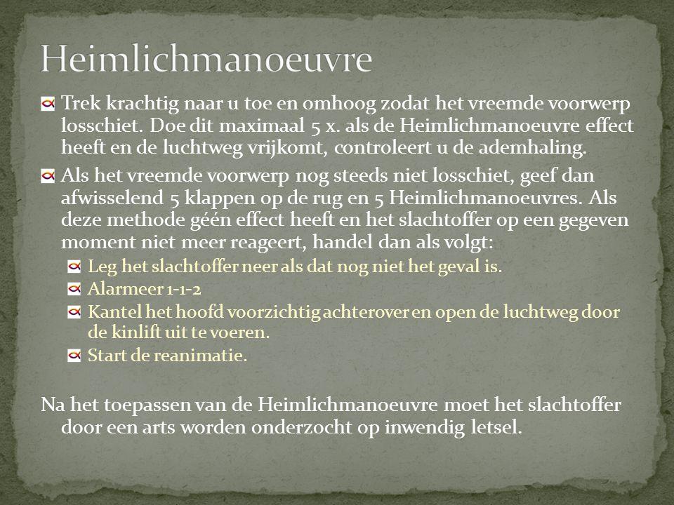 Heimlichmanoeuvre