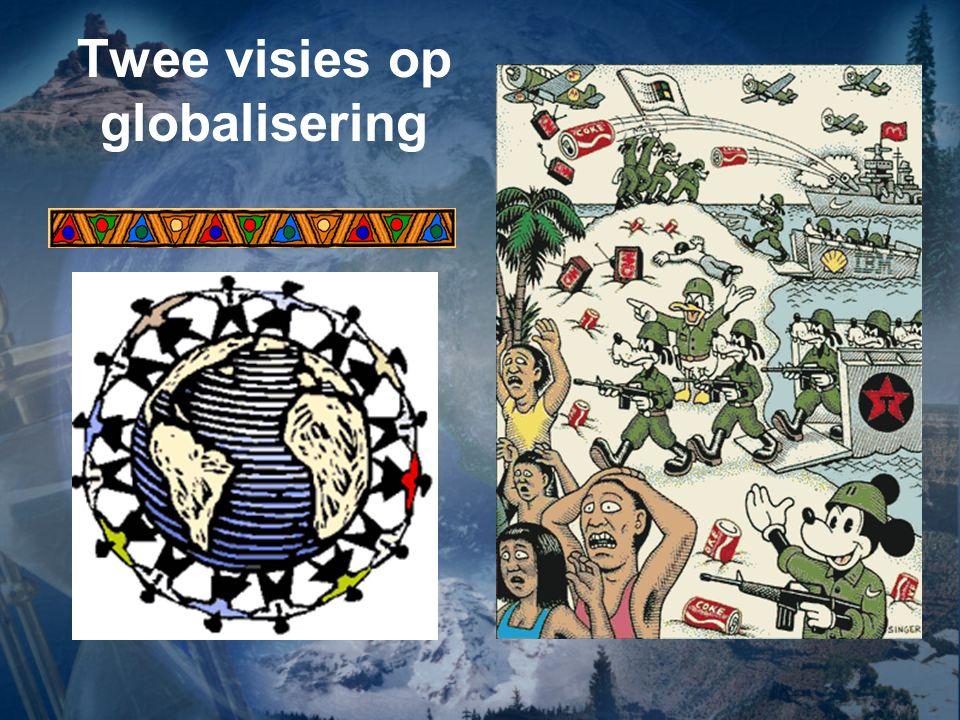 Twee visies op globalisering