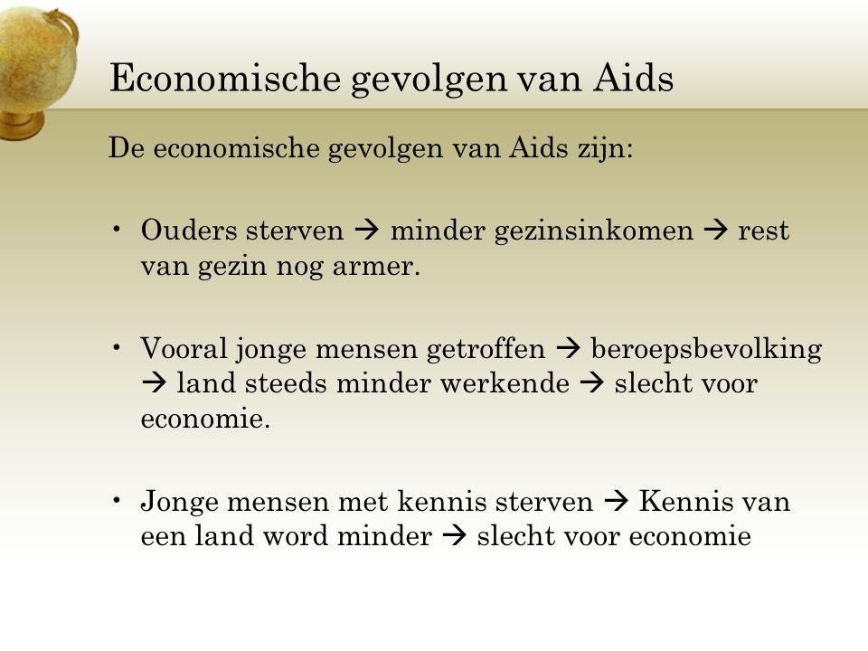 Economische gevolgen van Aids