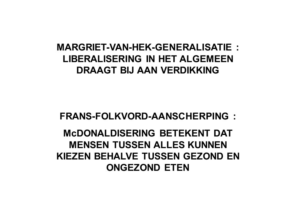 FRANS-FOLKVORD-AANSCHERPING :