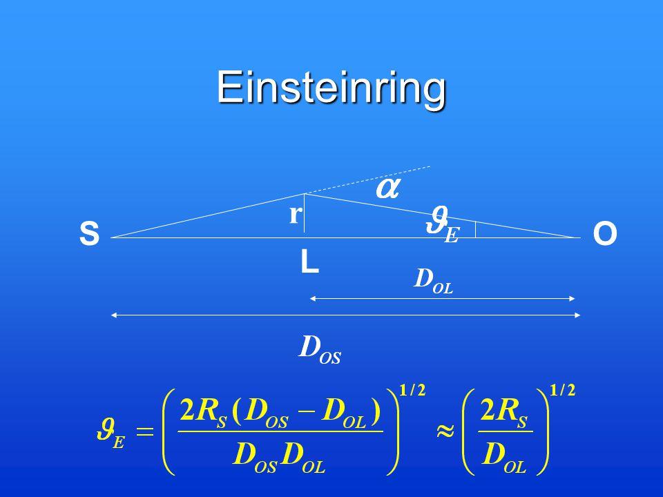 Einsteinring r S O L