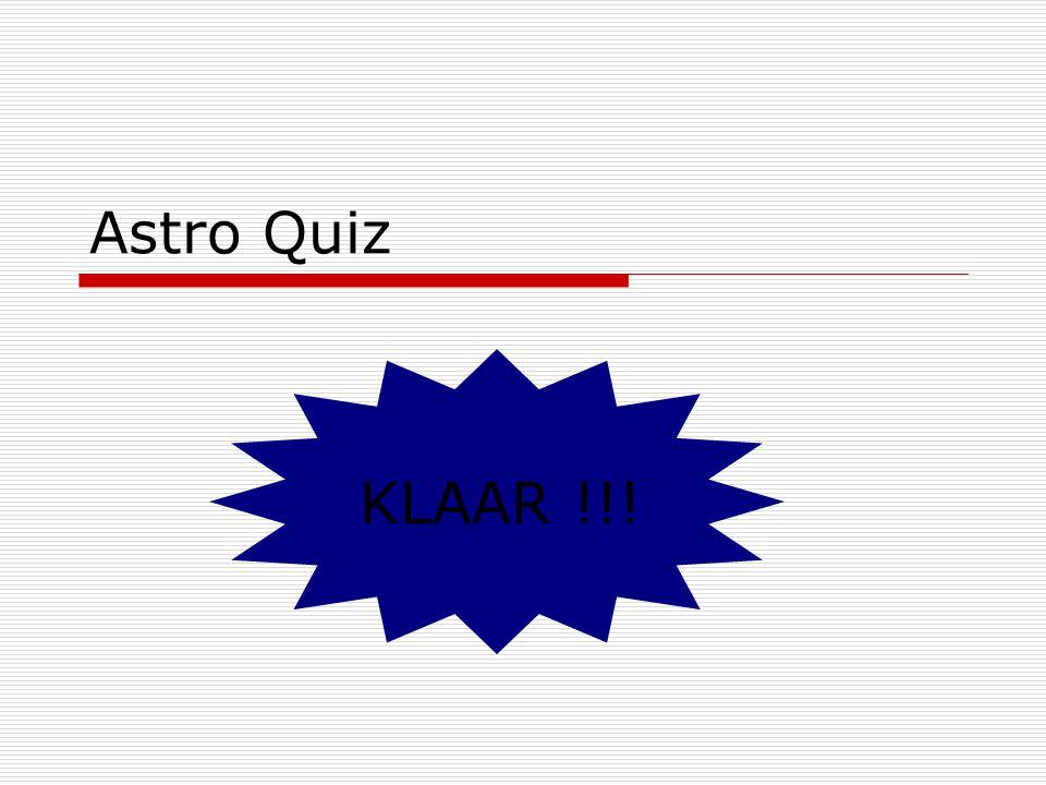 Astro Quiz KLAAR !!!