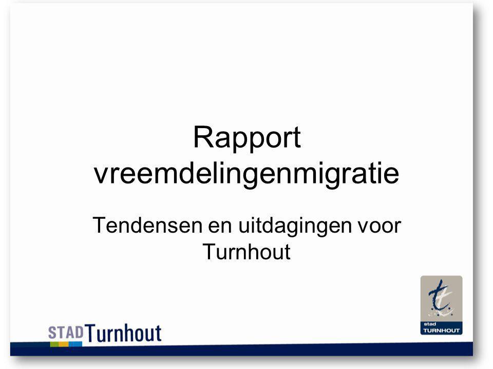 Rapport vreemdelingenmigratie