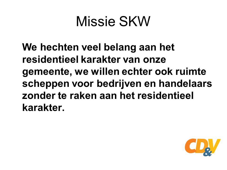 Missie SKW