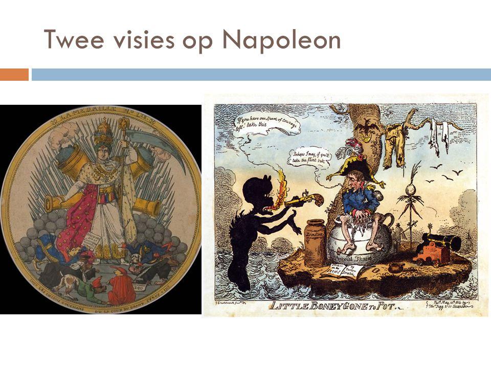 Twee visies op Napoleon
