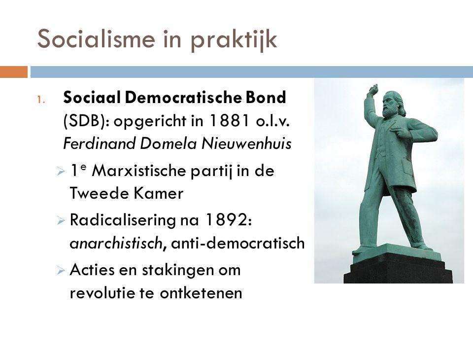 Socialisme in praktijk