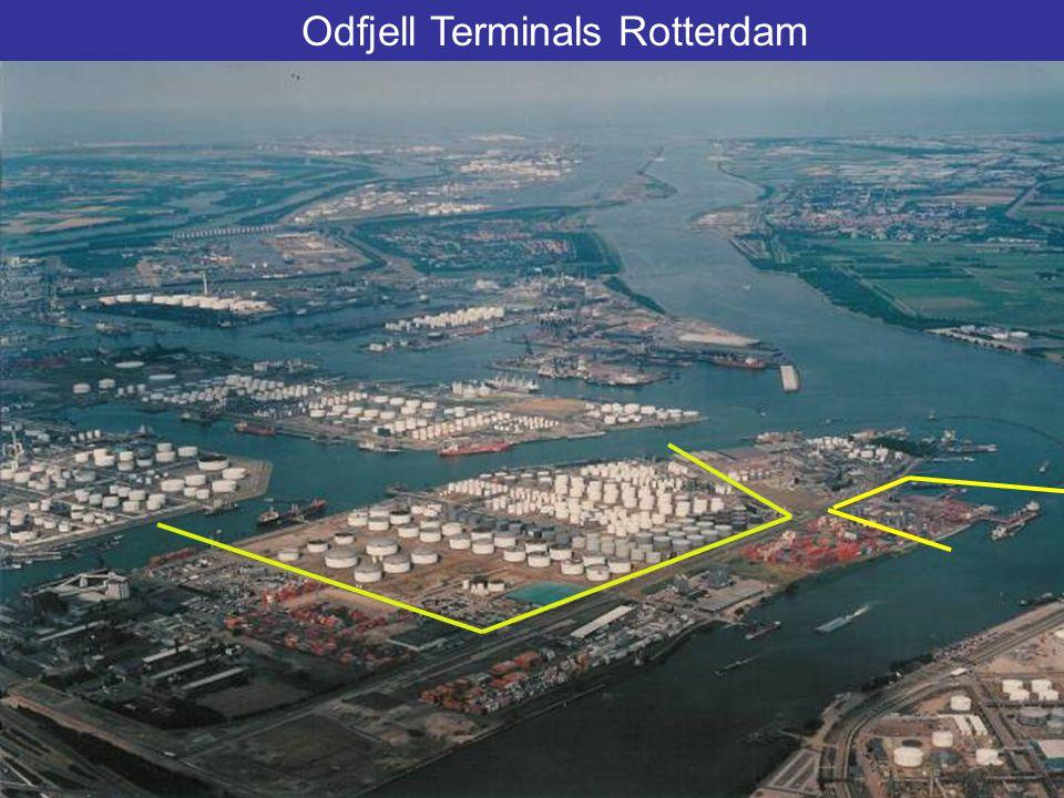 Odfjell Terminals Rotterdam