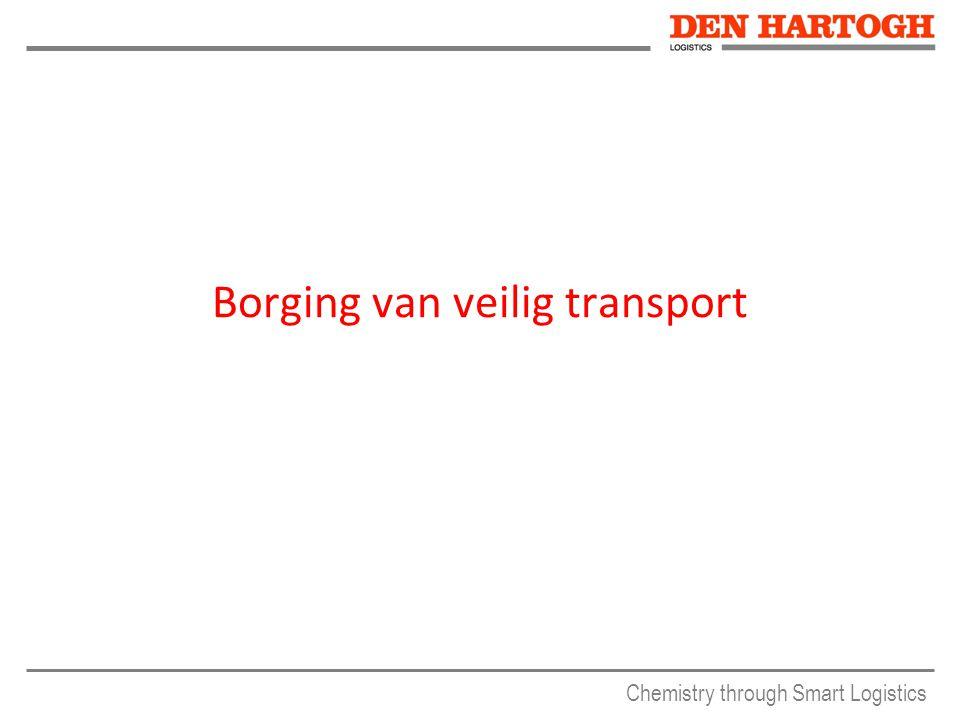 Borging van veilig transport