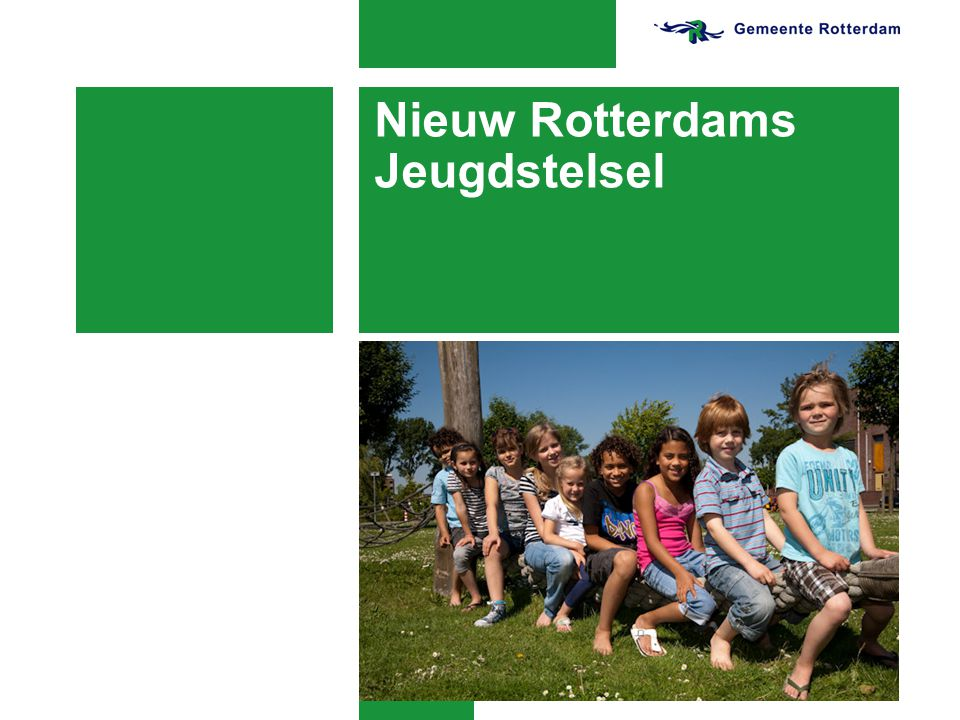 Nieuw Rotterdams Jeugdstelsel