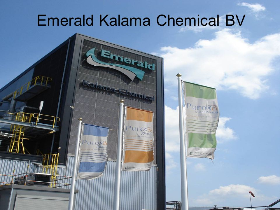 Emerald Kalama Chemical BV
