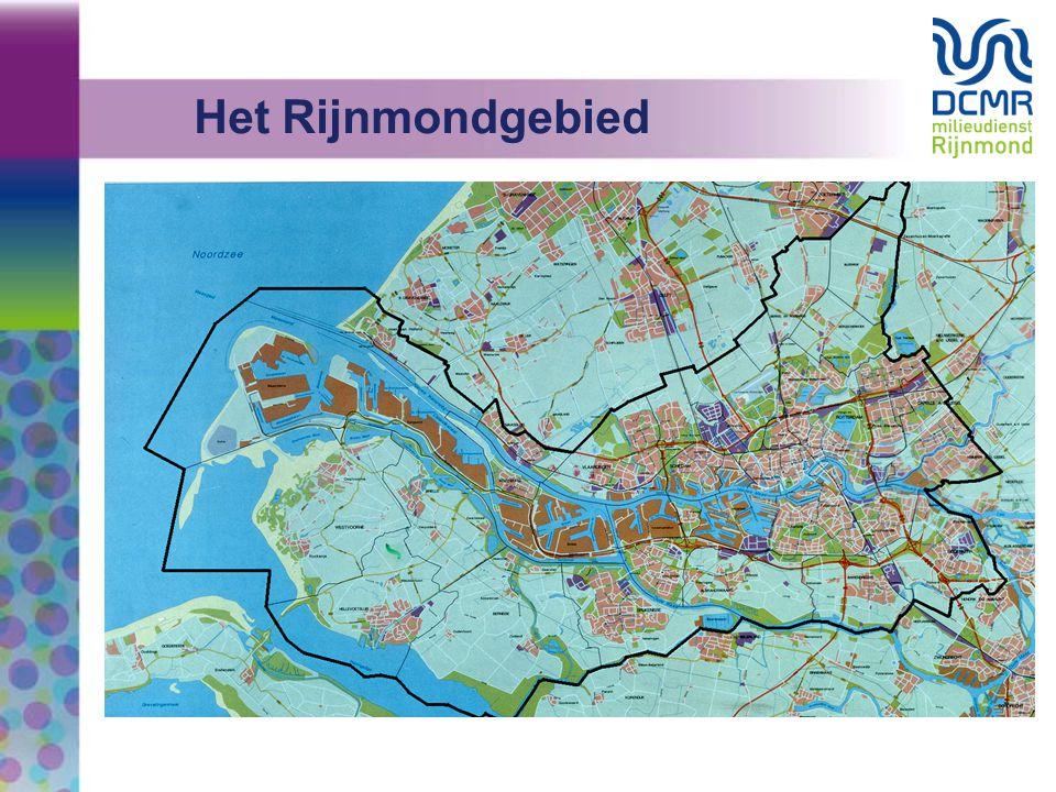 Het Rijnmondgebied De DCMR