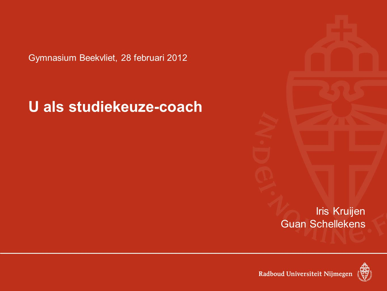 Gymnasium Beekvliet, 28 februari 2012
