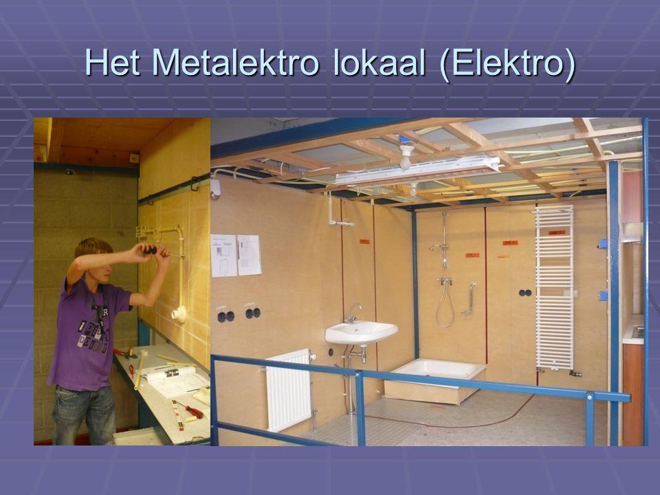 Het Metalektro lokaal (Elektro)