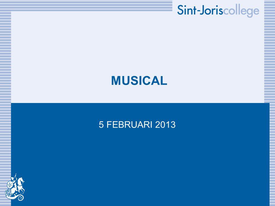 MUSICAL 5 FEBRUARI 2013