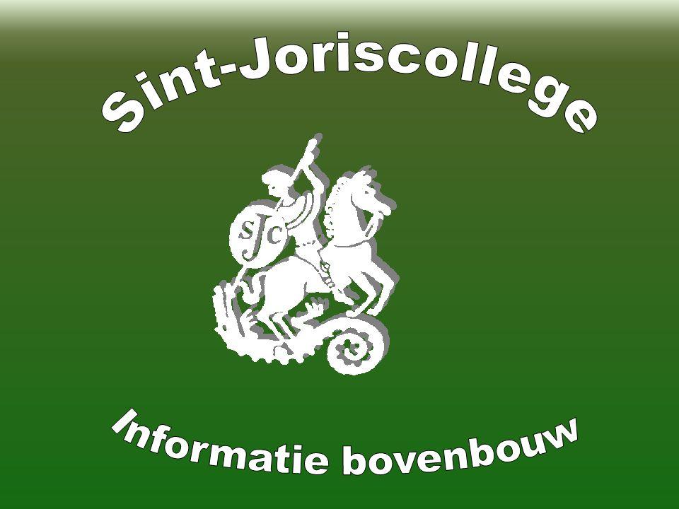 Sint-Joriscollege Informatie bovenbouw