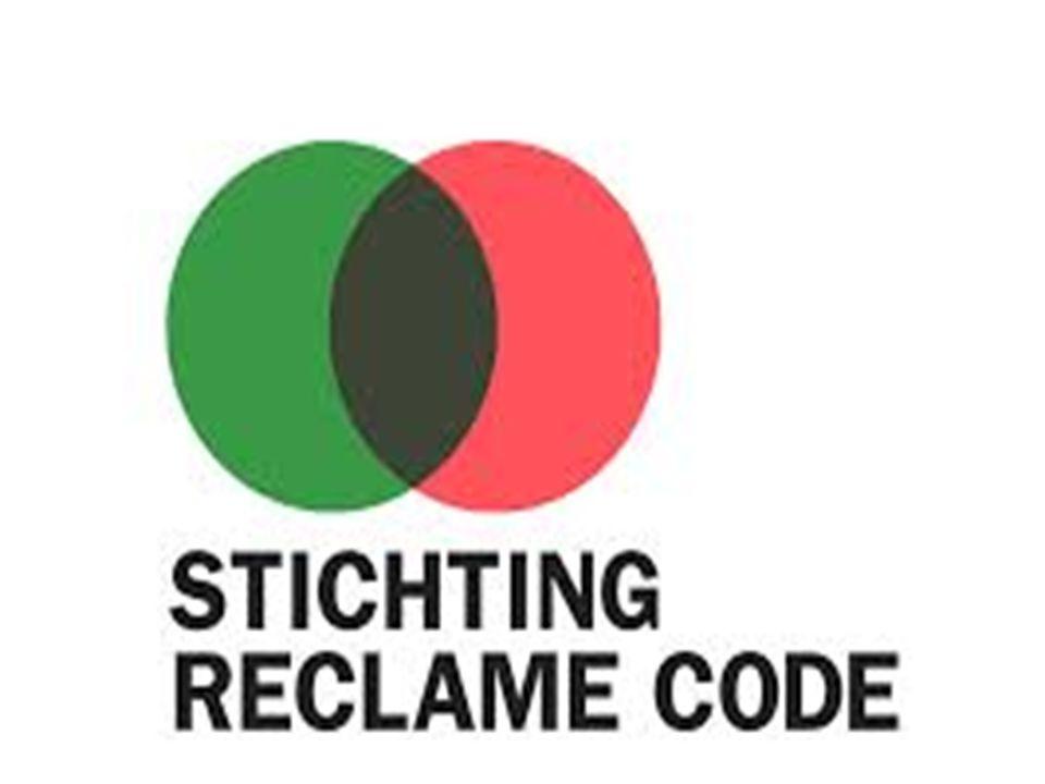 INSTANTIE; Reclame Code Commissie