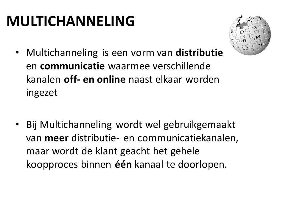 MULTICHANNELING