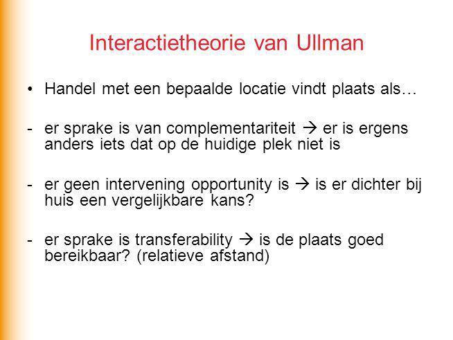 Interactietheorie van Ullman