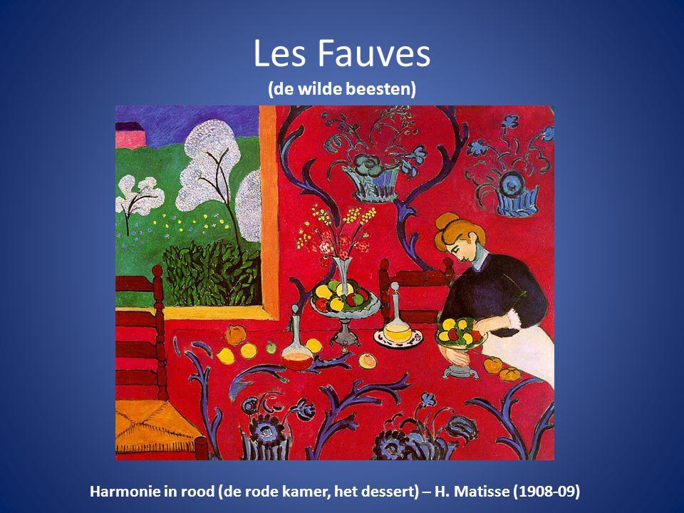 Les Fauves (de wilde beesten)