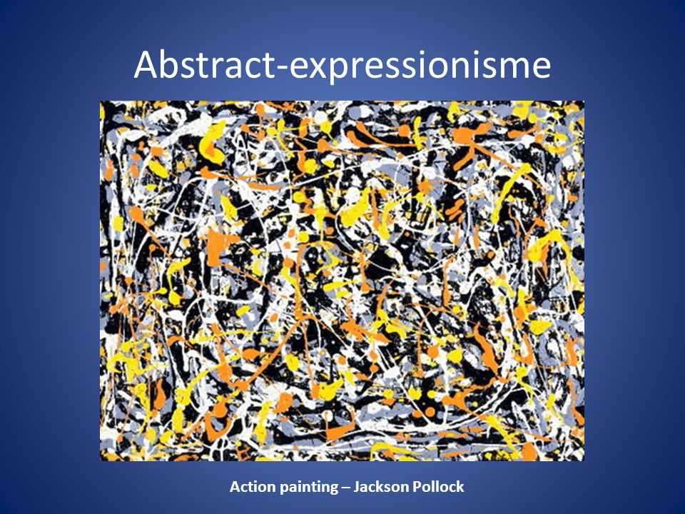 Abstract-expressionisme