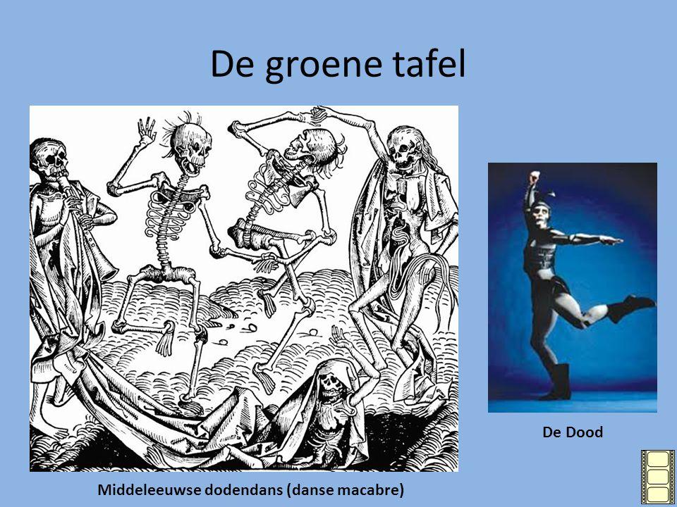 Middeleeuwse dodendans (danse macabre)