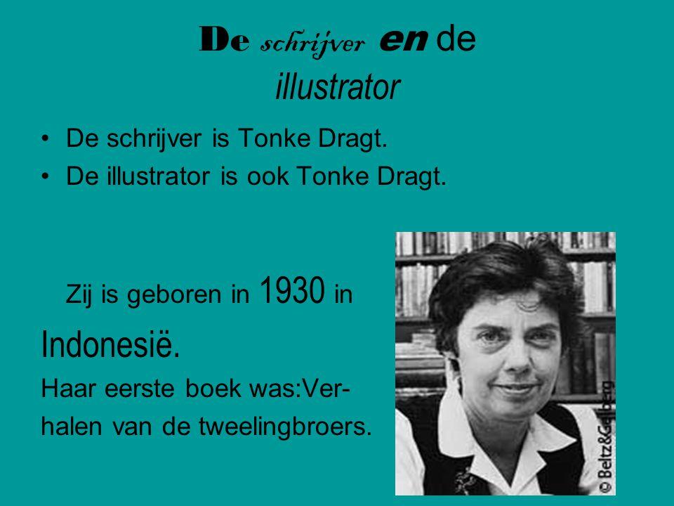 De schrijver en de illustrator