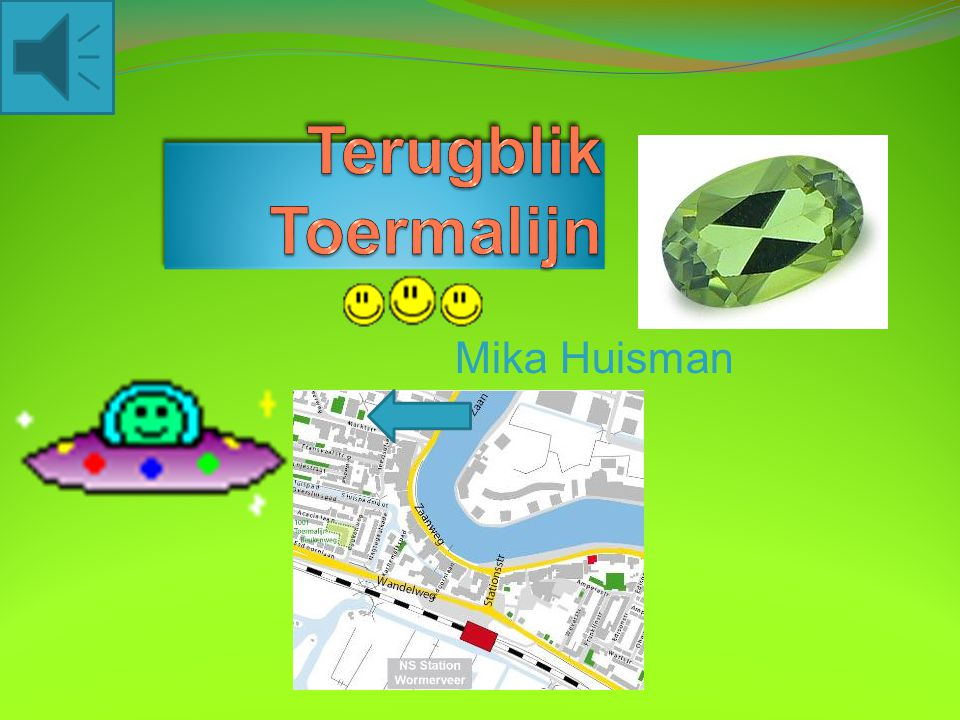 Terugblik Toermalijn Mika Huisman