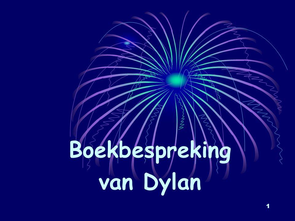 Boekbespreking Dylan 02-10-2008 (Meester Frank)