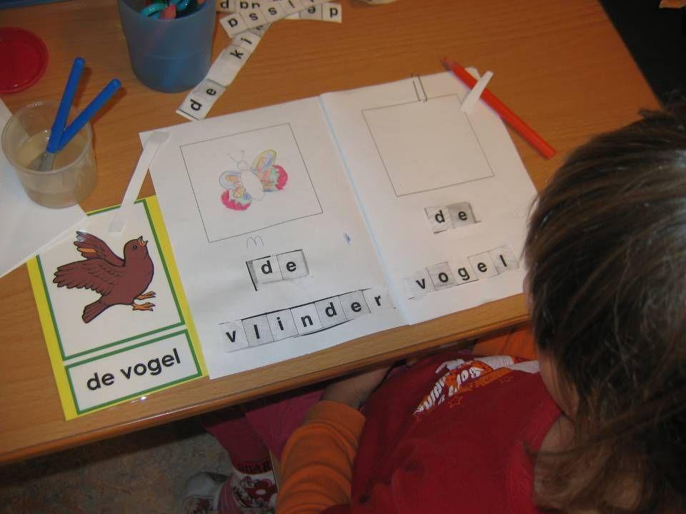 Werken met letters