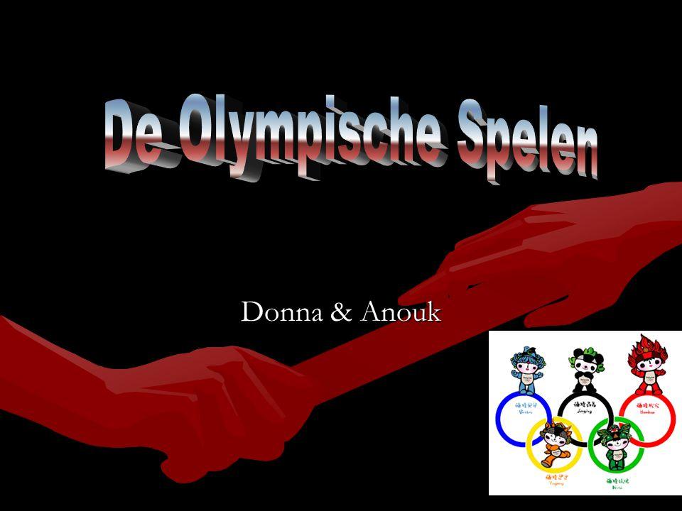 De Olympische Spelen Donna & Anouk