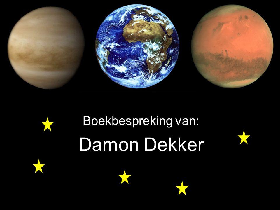 Boekbespreking van: Damon Dekker