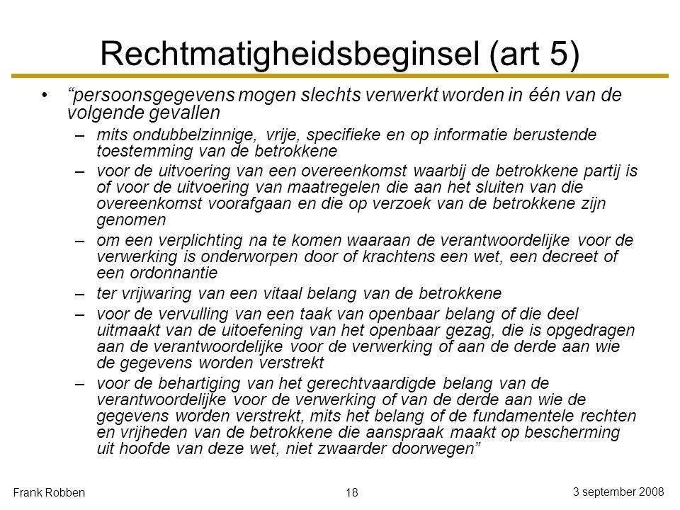 Rechtmatigheidsbeginsel (art 5)
