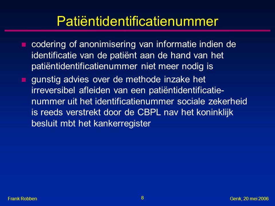 Patiëntidentificatienummer