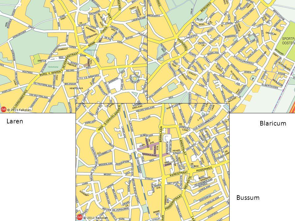 Laren Blaricum Bussum