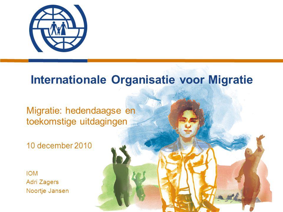 Internationale Organisatie voor Migratie