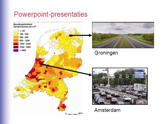Powerpoint-presentaties