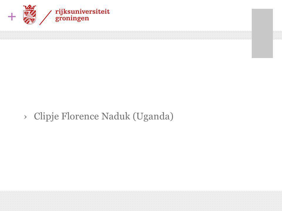 Clipje Florence Naduk (Uganda)