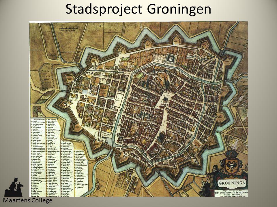 Stadsproject Groningen