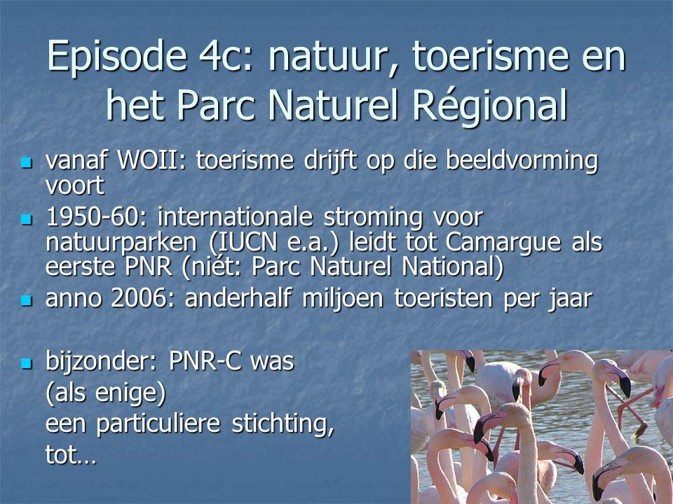 Episode 4c: natuur, toerisme en het Parc Naturel Régional