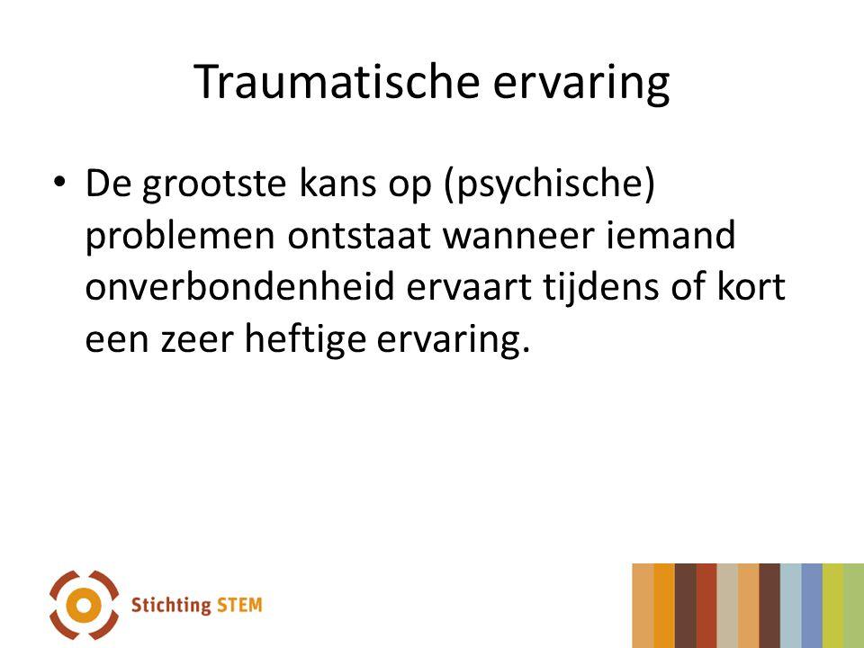 Traumatische ervaring