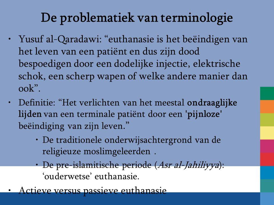 De problematiek van terminologie