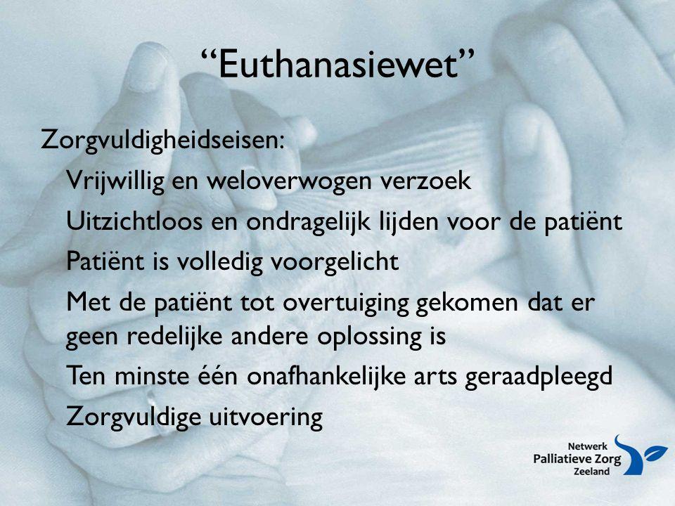 Euthanasiewet
