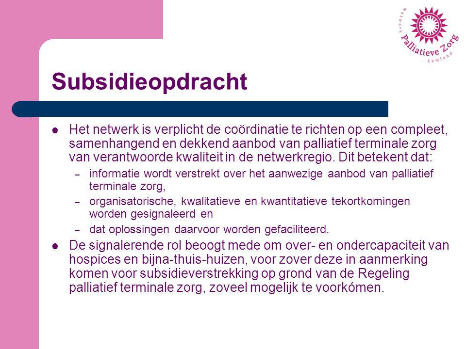 Subsidieopdracht